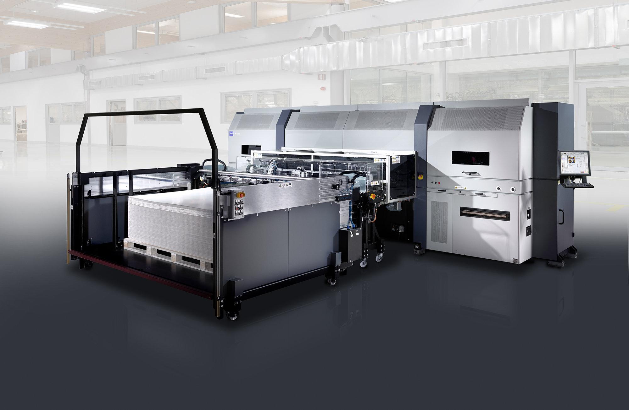 Stampa su pannelli: automazione e non solo
